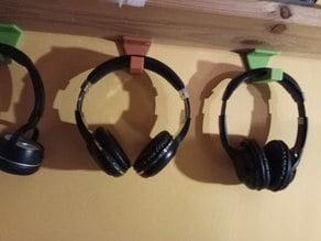 handle for headphones holder