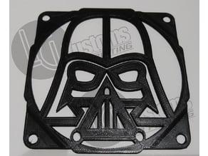 Darth Vader 120mm Fan Grill