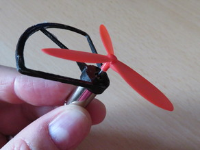 Prop guard for 1020 brushless motors with 70mm props