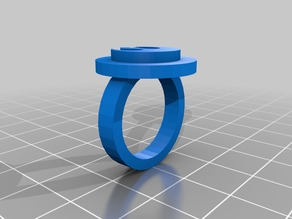 My Customized rebel ring