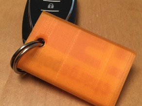 ChargePoint Card Sleeve