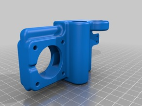 Remix of Z Carriages for DMS DP5 3D Printer