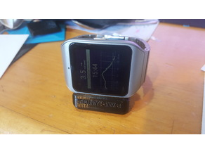 Sony Smartwatch 3 - Magnetic Dock