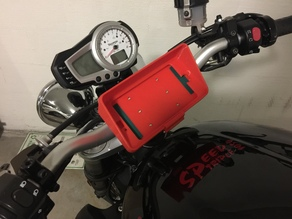 iPhone 6 Plus Motorcycle Holder