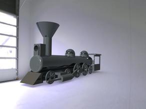 PTC Creo Locomotive (High Detail)