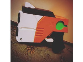 Final Space Avacatos Blaster