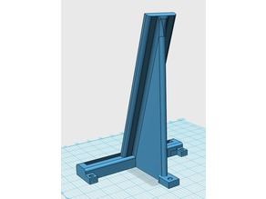 Android tablet for table mount with screws