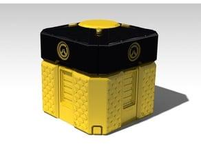OVERWATCH Anniversary Golden Loot Box
