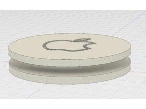 Cable Wrap (Apple Logo)