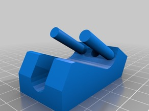 3D Printed CNC Hold-Down Clamps