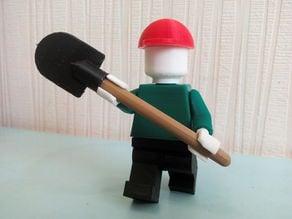 Lego Man addition