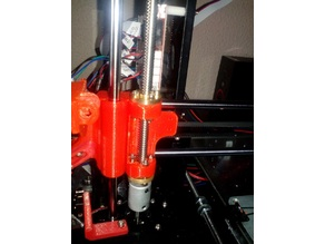 Anet A8 X and Z Axis redux