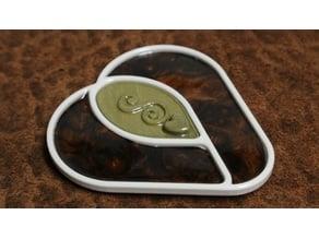 Valentines heart box for mixed materials experimentation