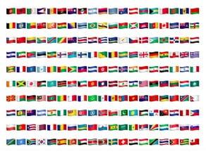 Flags - configurator (parametric)