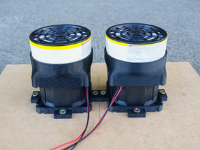 Air Filter (floor mount) ABS fume scrubber