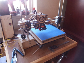 Printrbot Plus V2 Front Bed Replacement