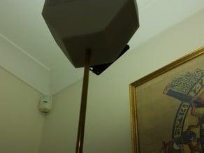 50W standing lamp