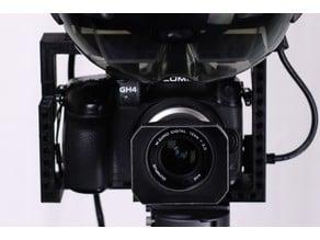 Panasonic GH4 Camera Cage