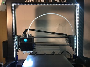 LED-Holder V.1.5 - ANYCUBIC I3 MEGA