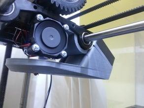 Robo3d 50mm Fanduct (Stock J-Head and E3D-V6)