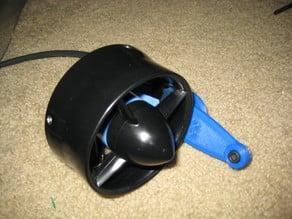 Reinforced Blue Robotics Thruster mount