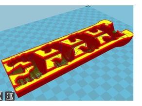 Silencer 22lr. 3D print +TEST