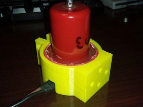 ROV RULE bilge pump mount