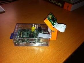 Raspberry Pi Camera Arm