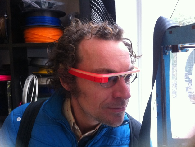 3f48bf08431b Google Glasses by joris - Thingiverse