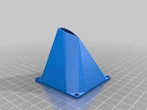 My Customized Parametric Fan duct