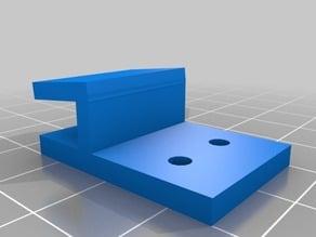 Robo3D Printer Boro Glass Bracket