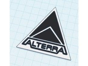 Subnautica - Alterra logo