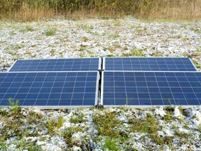 Open Source Racking for Solar Cell Modules