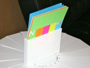 Upright File Folder