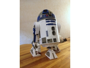 R2-D2 muti color parts
