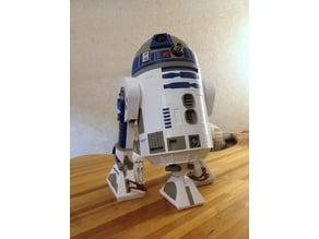 R2-D2 muti color parts