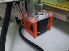 Z axis motor mount bracket