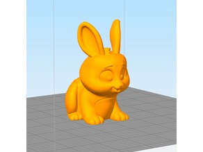 Stuart the Rabbit (only)