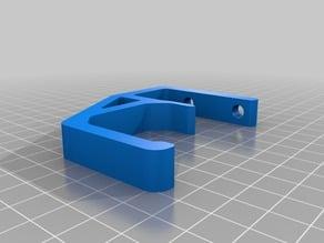 Printrbot Simple Metal Head Roll Clamp
