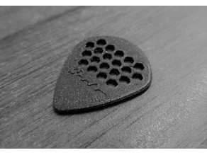 HexPick Guitar pick