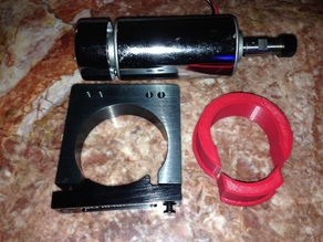 OpenBuilds Spindle Adapter