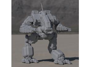 Vulture, AKA Mad Dog Prime Variant for Battletech