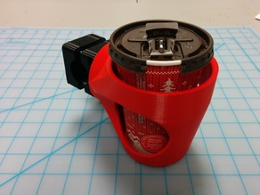 Coffee Cup Holder and Universal Mount