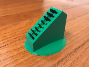 MicroSD Tower Organizer