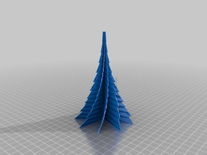 My 2nd Customized Christmas Tree with Branches- Customizer version