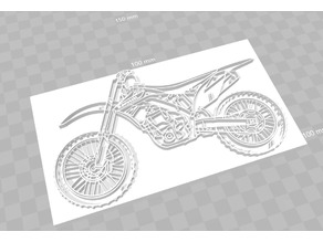 Motorcycle 3d Picture Kawasaki