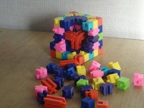 puzzle_cube  #MakerEdChallenge