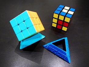 Rubik Cube (Magic Cube) Stand