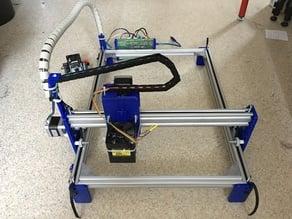 DIY Laser engraver withe 3D printed parts