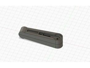 Kunststoffverteiler Innenteil Anwerfseilzug/Dekompressor Puch Maxi L2